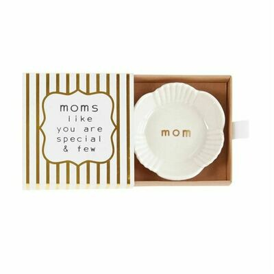 Mudpie Circle Mom Mini Trinket Dish