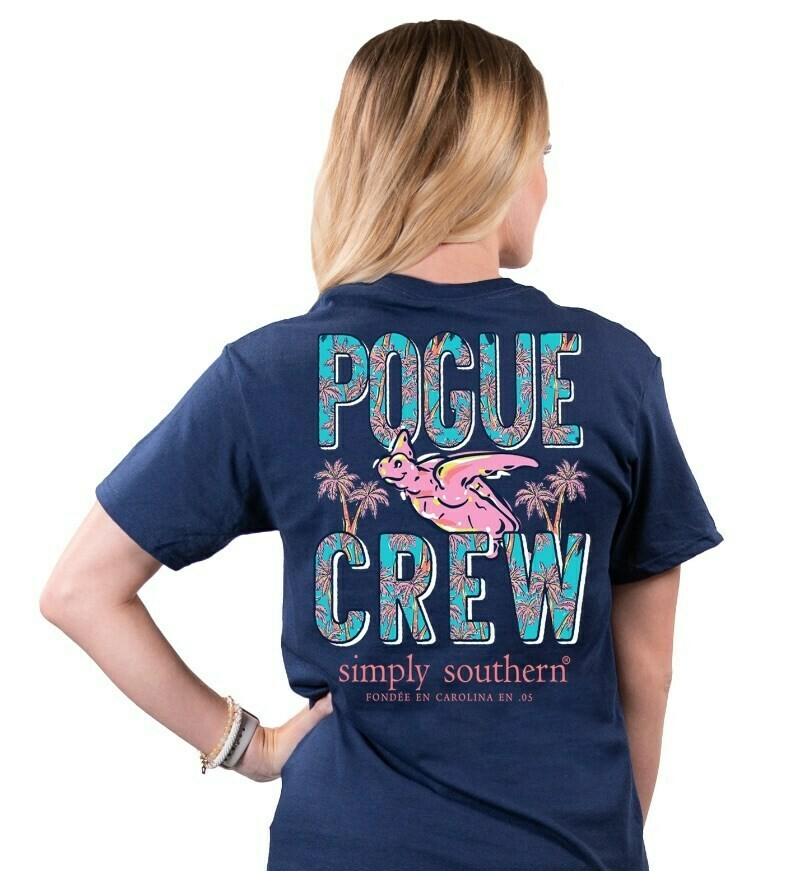 Simply Southern Pogue Crew Tee