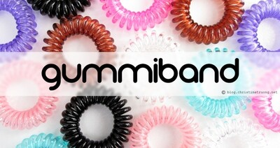 GummiBand Hair Cord