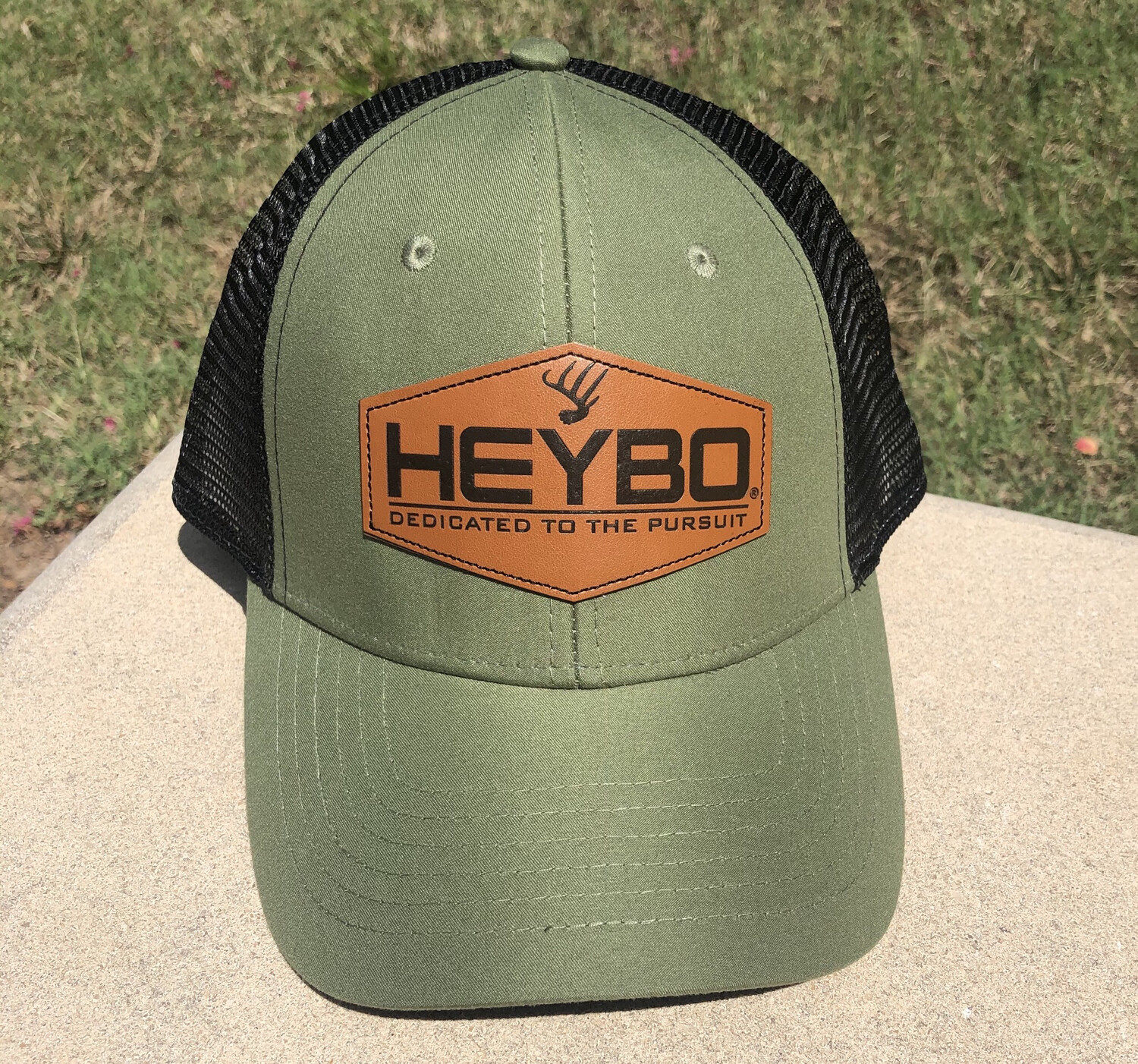 Heybo Antler Patch Hat