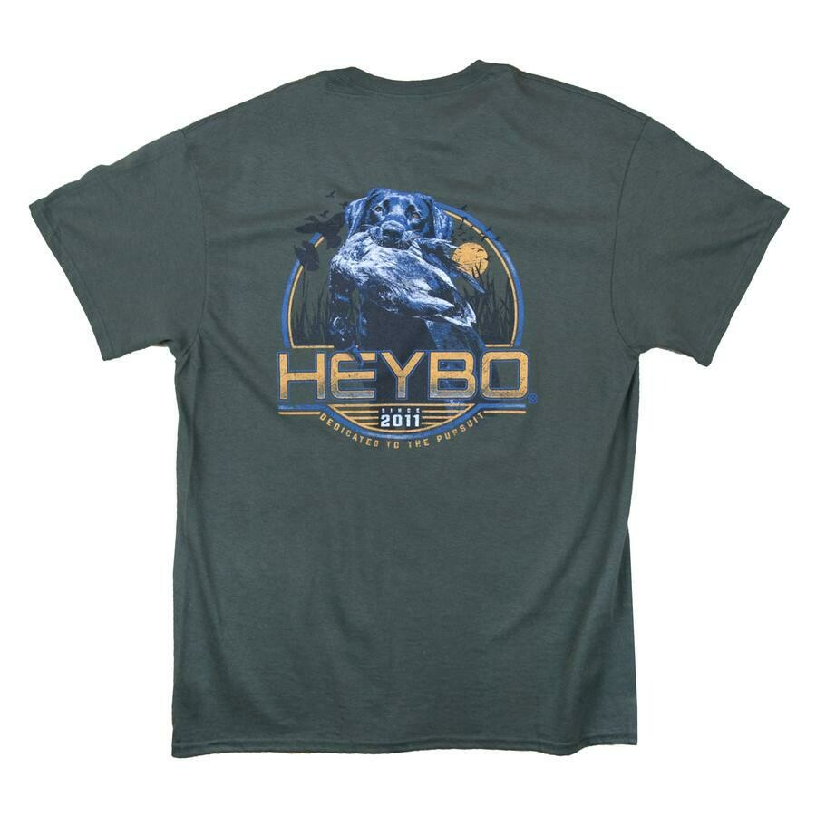 Heybo Lab with Mallard S/S
