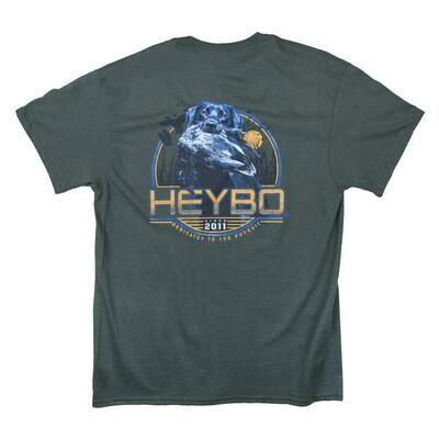 Heybo Lab with Mallard S/S