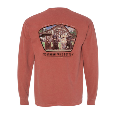 Southern Fried Cotton The Best of Times Cumin LS
