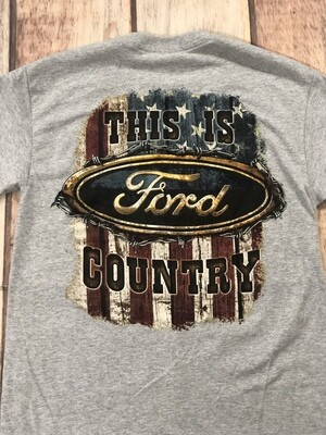 This is Ford Country