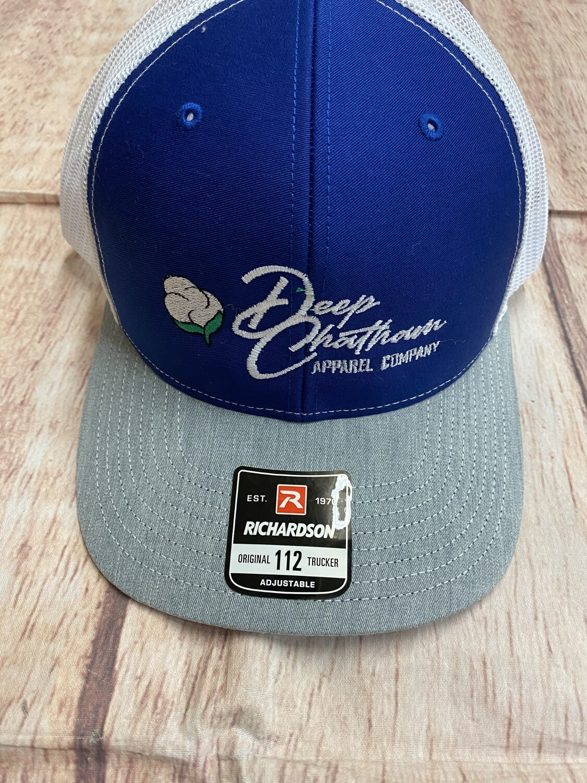 Deep Chatham Cotton Hat