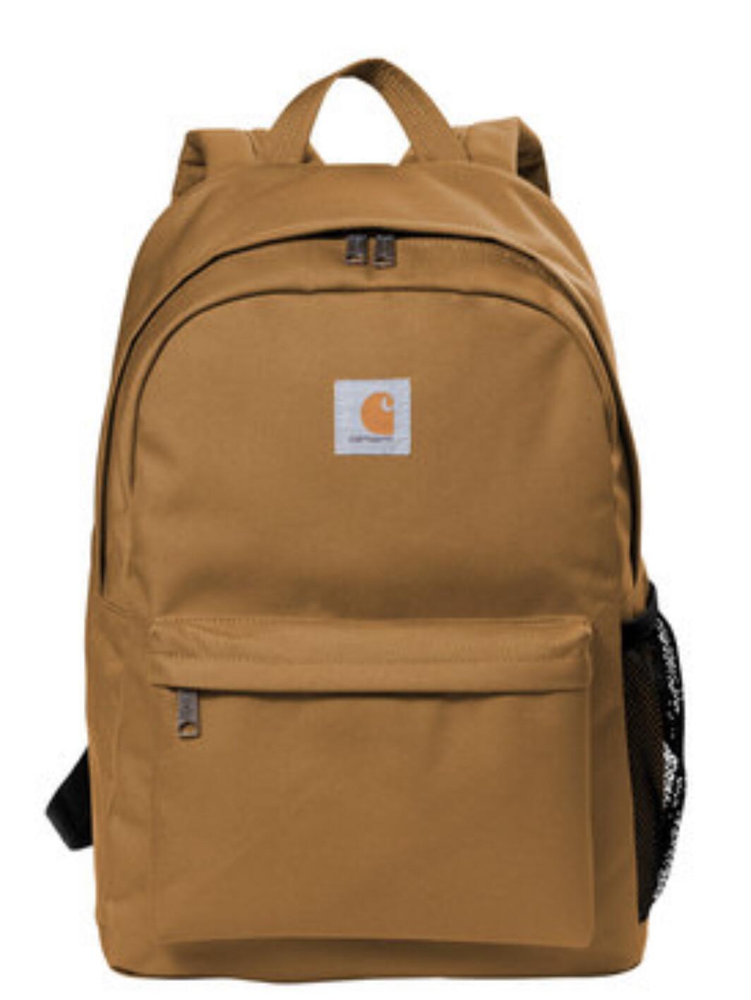 Carhartt Canvas Backpack