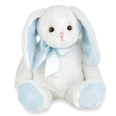 Floppy Longears Bunny with Blue Ears