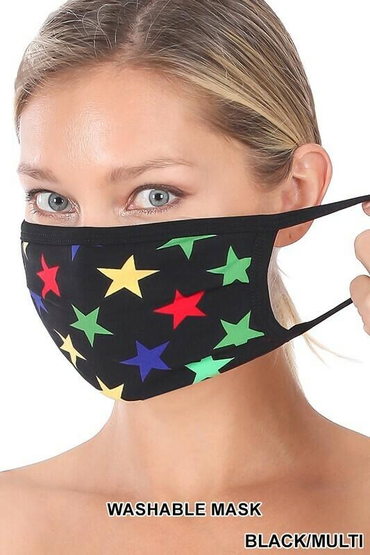 Zenana Face Mask