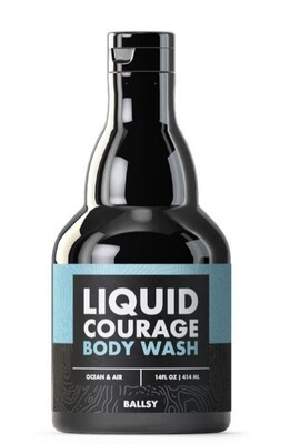 Ballsy Liquid Courage Body Wash
