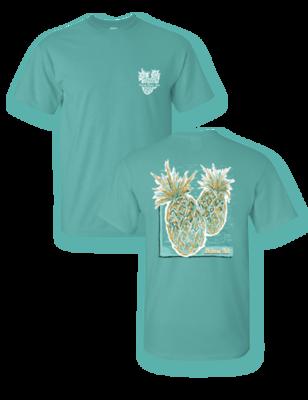 Sassy Frass Metallic Pineapple