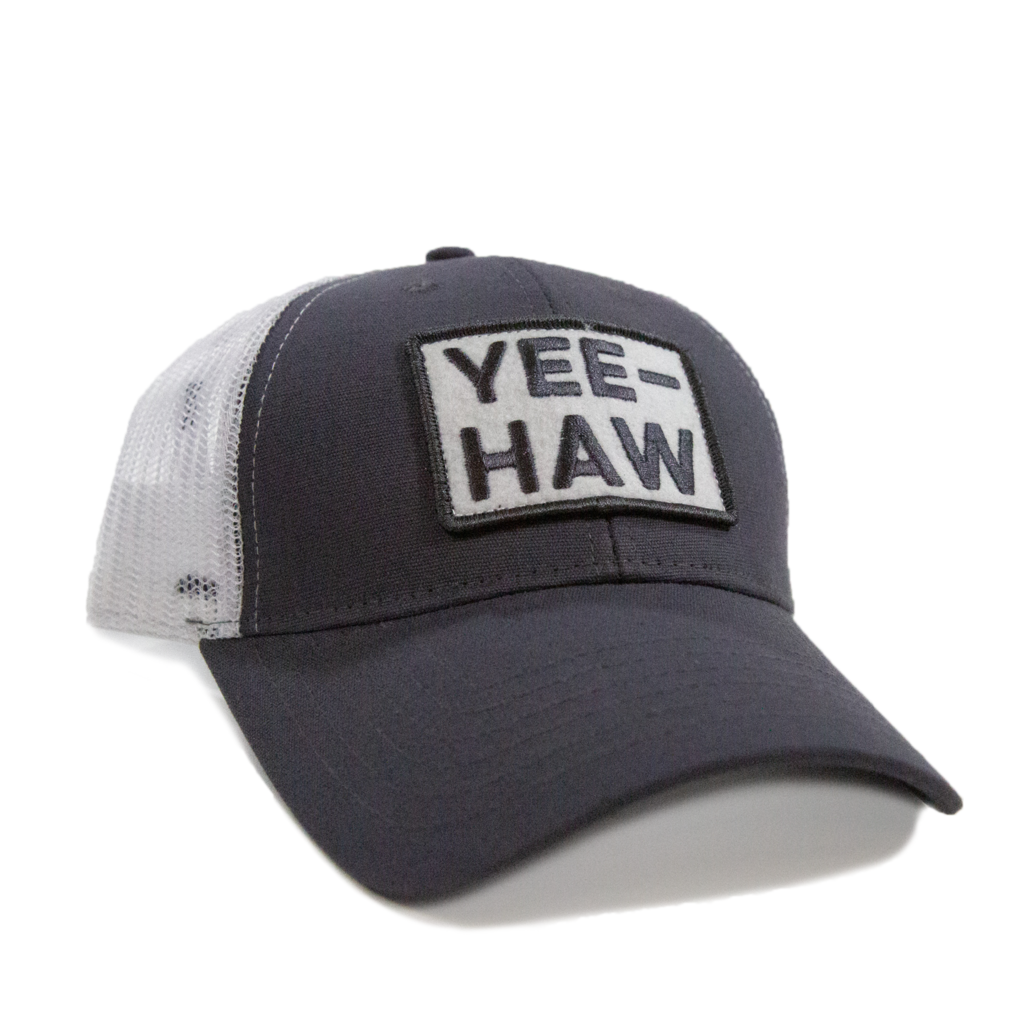 Southern Fried Cotton YEE-HAW Hat