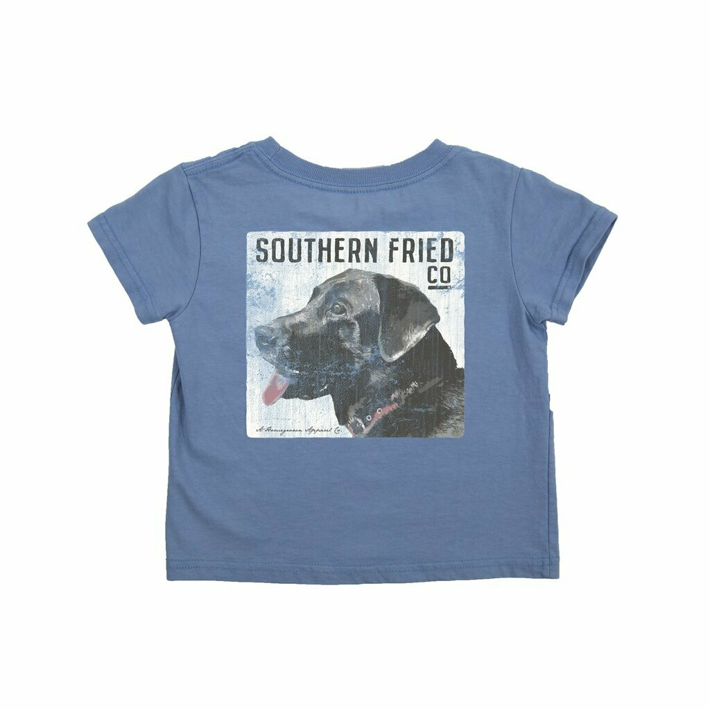 Southern Fried Cotton Toddler Original Boss Tee
