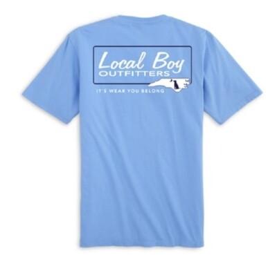 Local Boy Home State NC