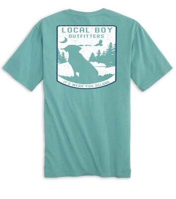 Local Boy Blue Ridge Seafoam