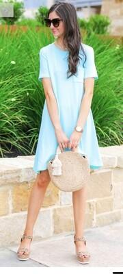 Maddy tshirt dress