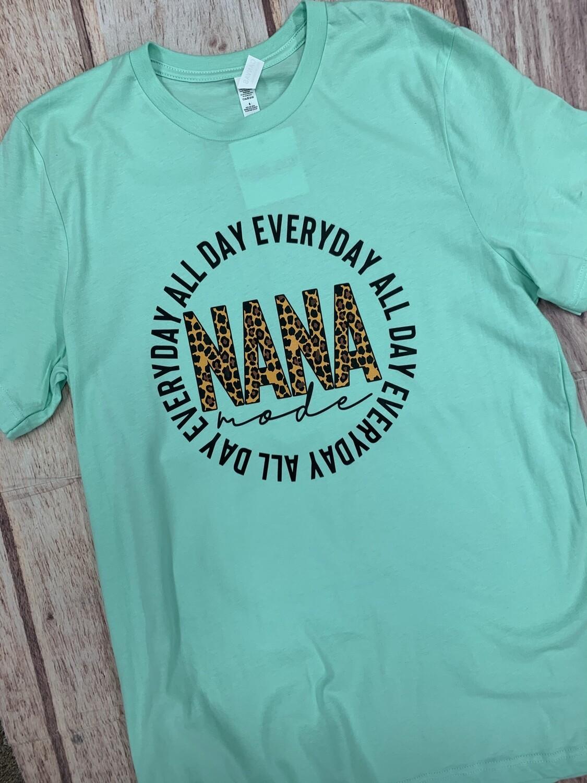 Nana Mode Tee