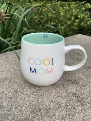 Mary Square Cool Mom Mug