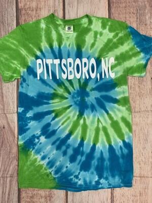 Pittsboro, NC Tie Dye