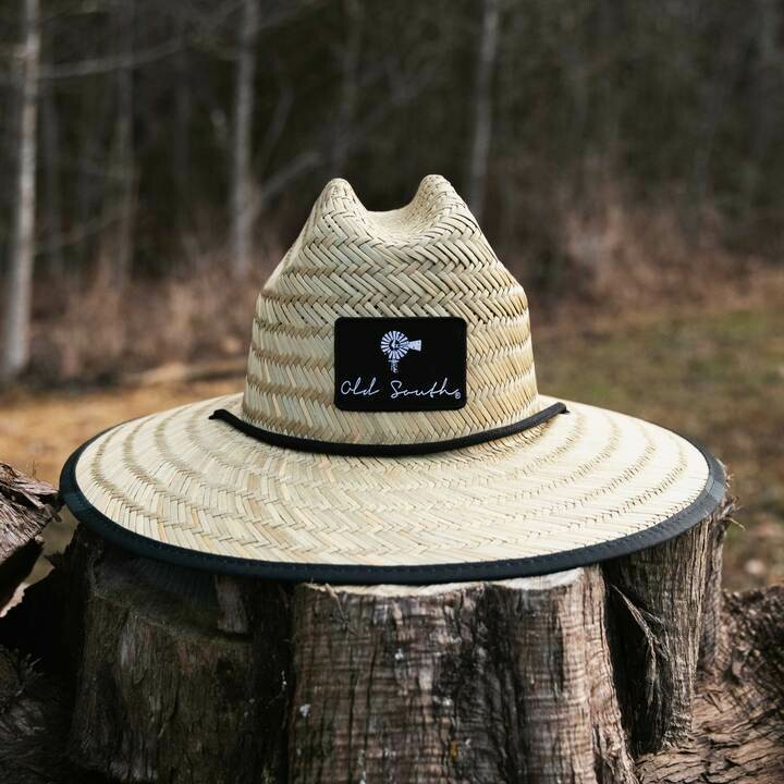 Old South Straw Hat