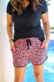 Jess Lea Drawstring Everyday Shorts