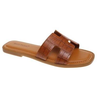 Pierre Dumas New Tan Sandals