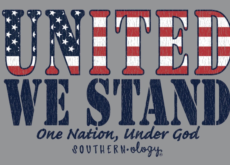 UNITED WE STAND TEE