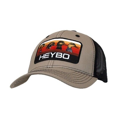 Heybo Duckhead Sunrise Hat