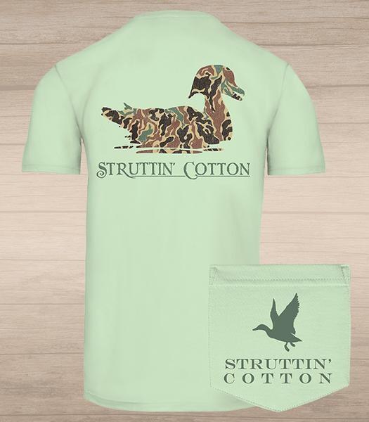 Struttin Cotton Classic Woodie