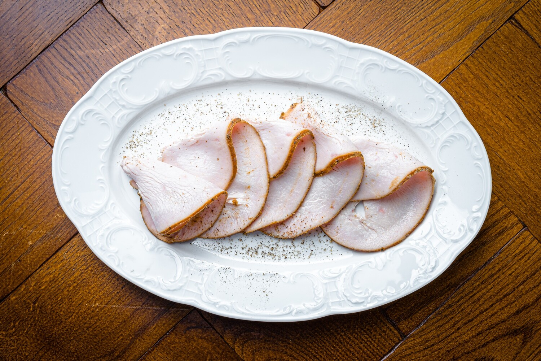 Копченое филе индейки, 150 гр