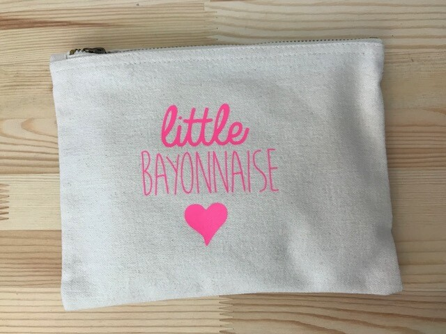 Pochette Logo Little Bayonnaise