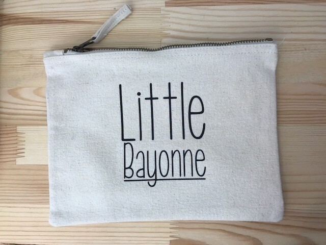 Pochette Logo Little Bayonne