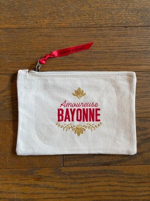 Pochette AMOUREUSE BAYONNE