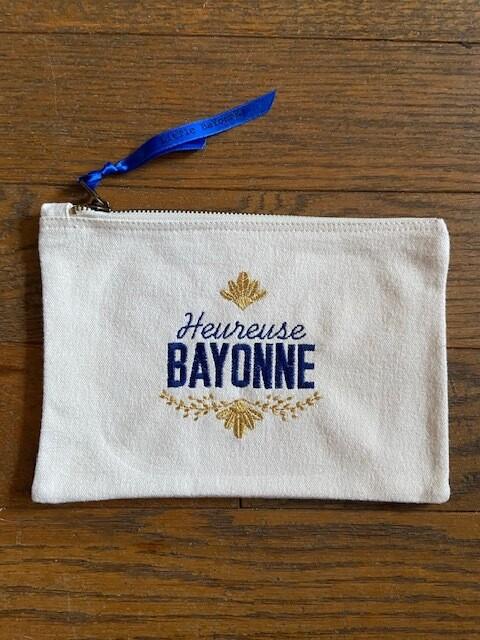 Pochette HEUREUSE BAYONNE