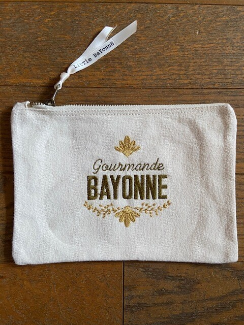 Pochette GOURMANDE BAYONNE