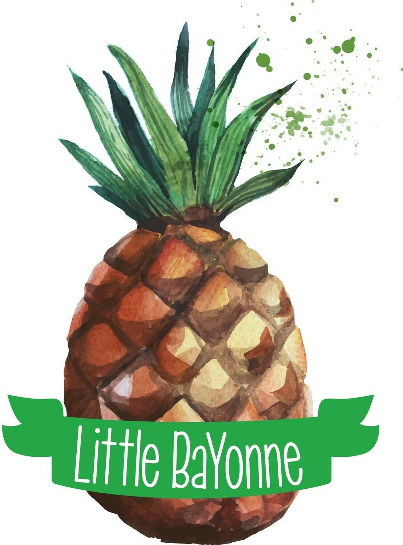 Carte Postale - Ananas Solo