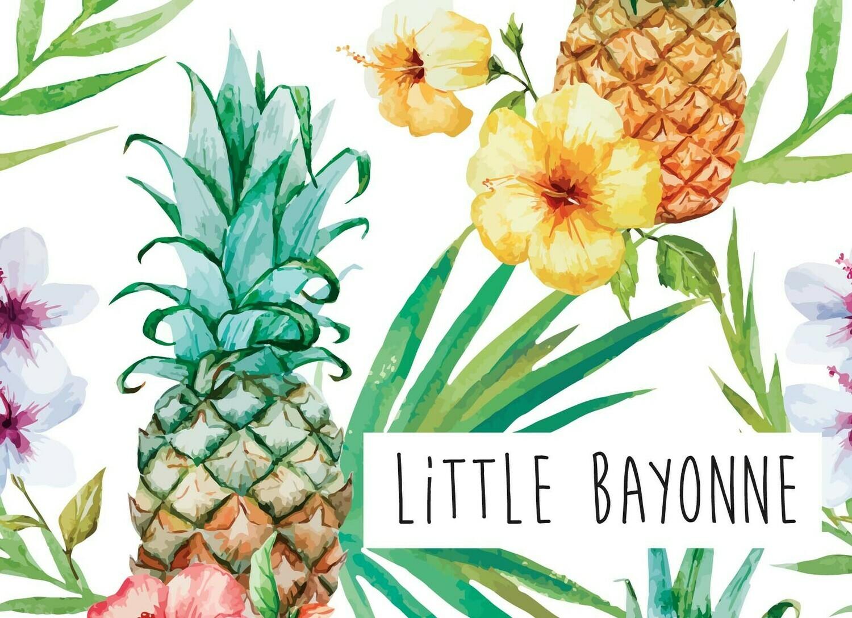 Carte Postale - Ananas Bayonnais