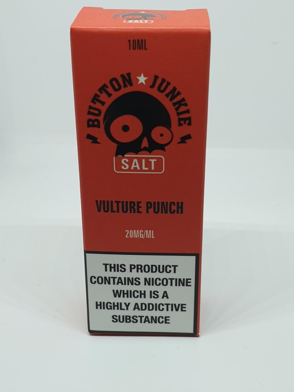 Button Junkie Salt Vulture Punch 10ml 20mg