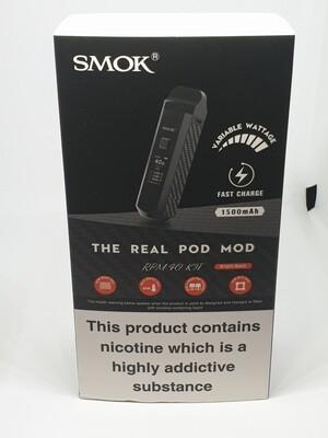 Smok Rpm 40 Kit Bright Black