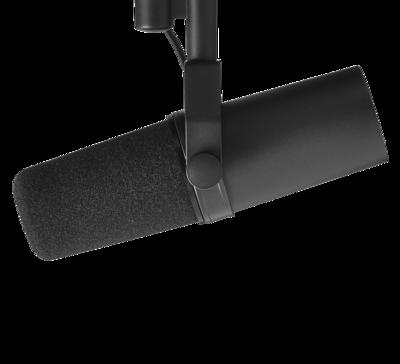 Shure SM7B mikrofoni
