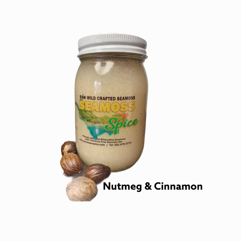 16oz Wildcrafted Cinnamon & Nutmeg