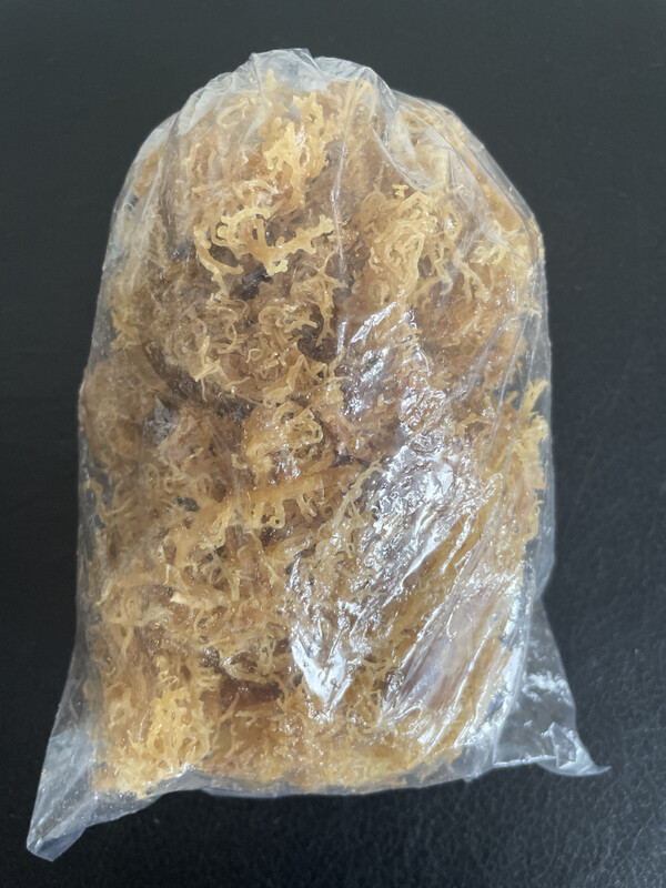 Raw WILDCRAFTED Dry Sea Moss