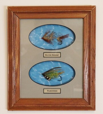 Two Flies from Farlows Catalog