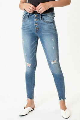 KanCan  Button Fly Jeans