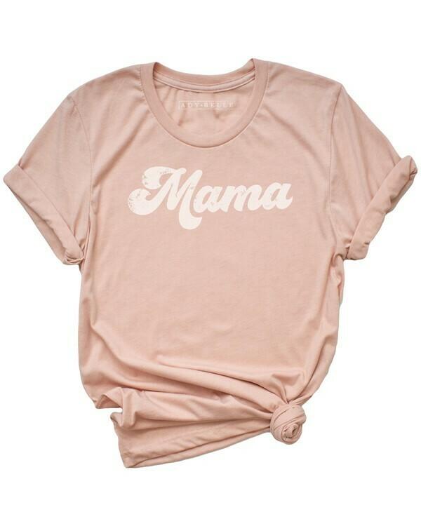 Mama Retro Tee
