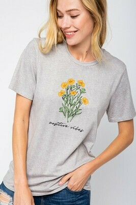 Positive Vibes Tee