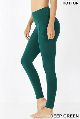 Full Length Cotton Legging