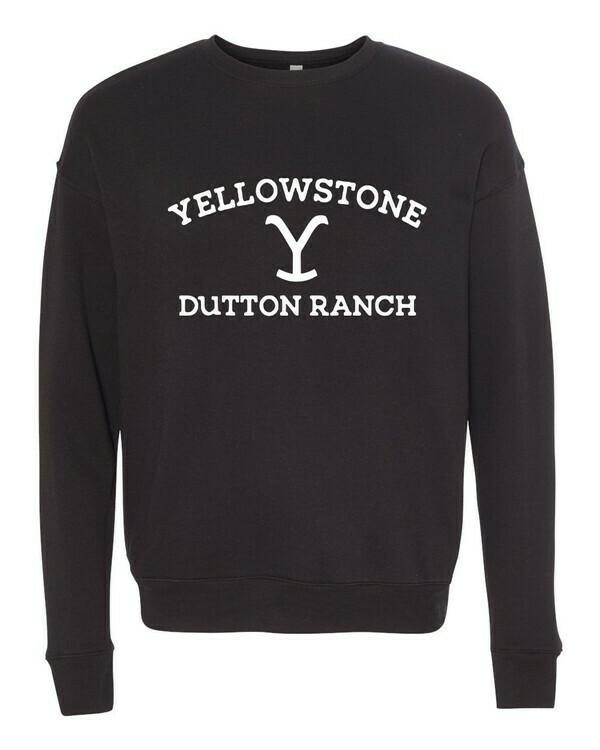 Yellowstone Dutton Ranch Sweatshirt