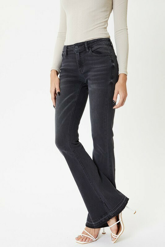 KanCan Mid Rise Flare Jeans