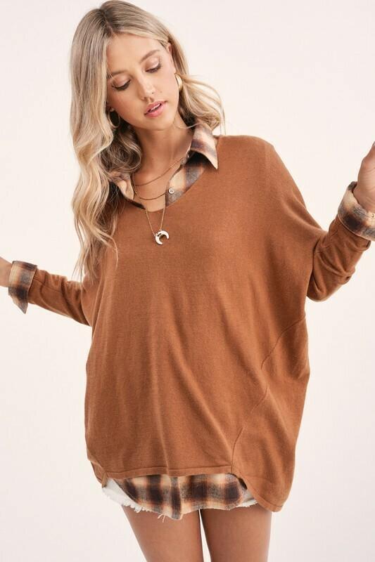 Melly Lightweight Sweater