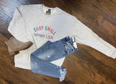 Shop Small Sweatshirt